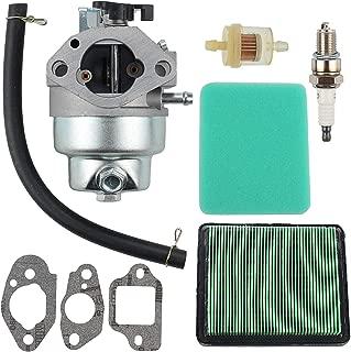 Yermax 16100-Z0L-023 Carburetor for Honda Lawn Mower HRT216 HRB216 HRR216 HRS216 HRZ216 GCV160 GCV160A GCV160LA GCV160LE Honda Engine