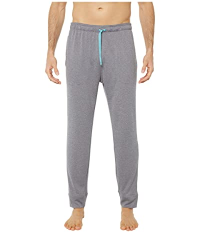 Tommy Bahama Wicking Double Knit Pants (Heather Grey) Men