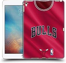 Head Case Designs Oficial NBA Road Jersey 2018/19 Chicago Bulls Carcasa rígida Compatible con iPad Pro 9.7 (2016)
