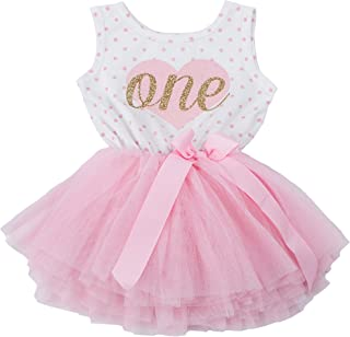 1st Birthday Dress (Sleeveless)