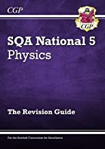 New National 5 Physics: SQA Revision Guide (CGP Scottish Curriculum for Excellence)