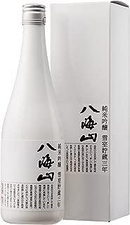 純米吟醸八海山 雪室貯蔵三年(箱入)