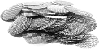 50Ct. Type 304 Stainless Steel Pipe Screen Filters (3/4 Inch) Premium Quality for an Assortment of Accessories & Kits