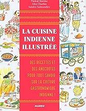 Livres La cuisine indienne illustrée PDF