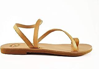 gift Greek Sandals slides Handmade Sandals Leather sandals Clear Strap shoes Leather flats Black Leather Women Sandals Summer Flats