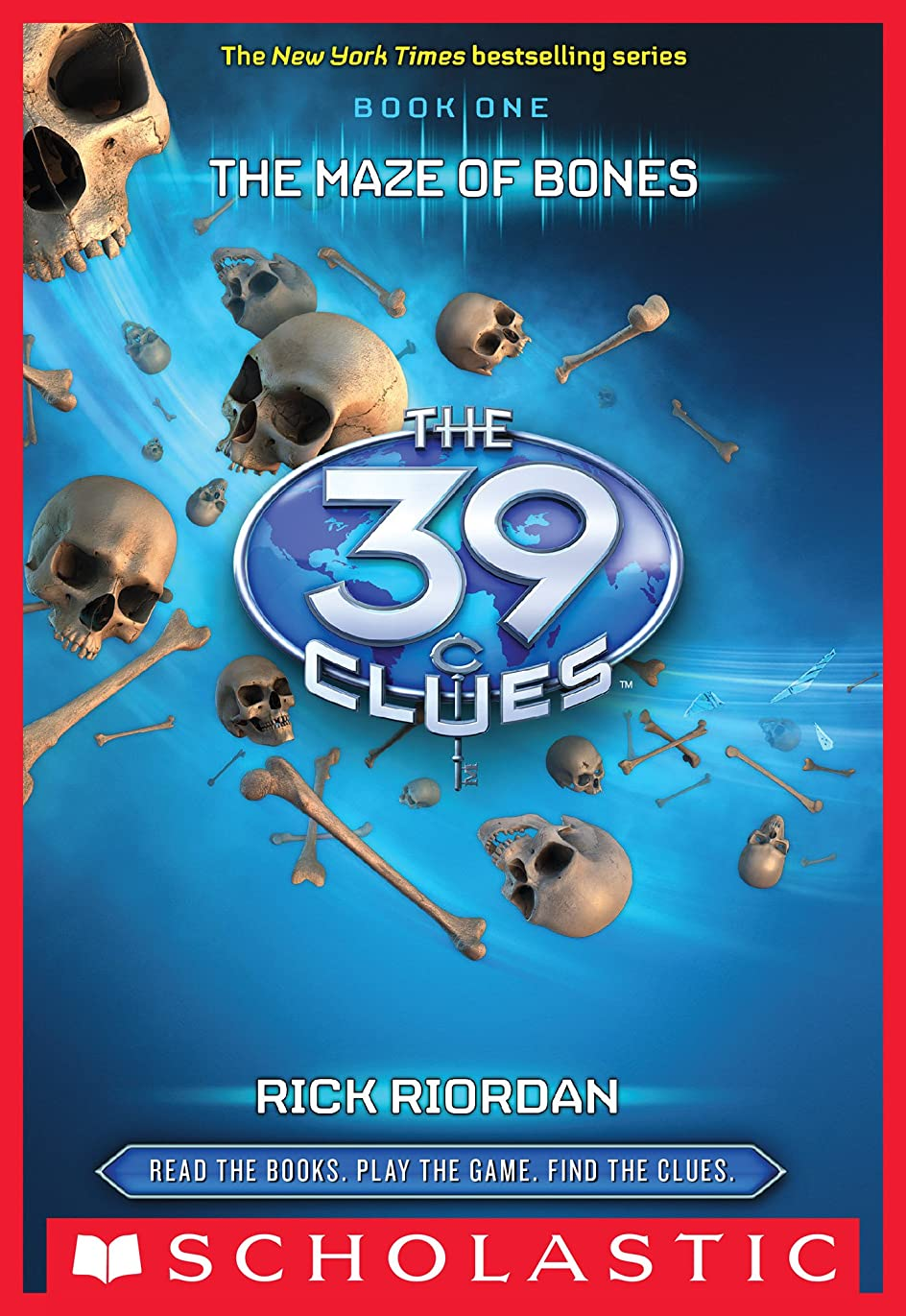 チーフクレーター一族The 39 Clues Book 1: The Maze of Bones (English Edition)
