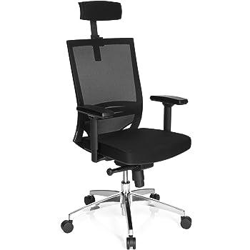 Bürostuhl mit hoher Rückenlehne/ Lehne