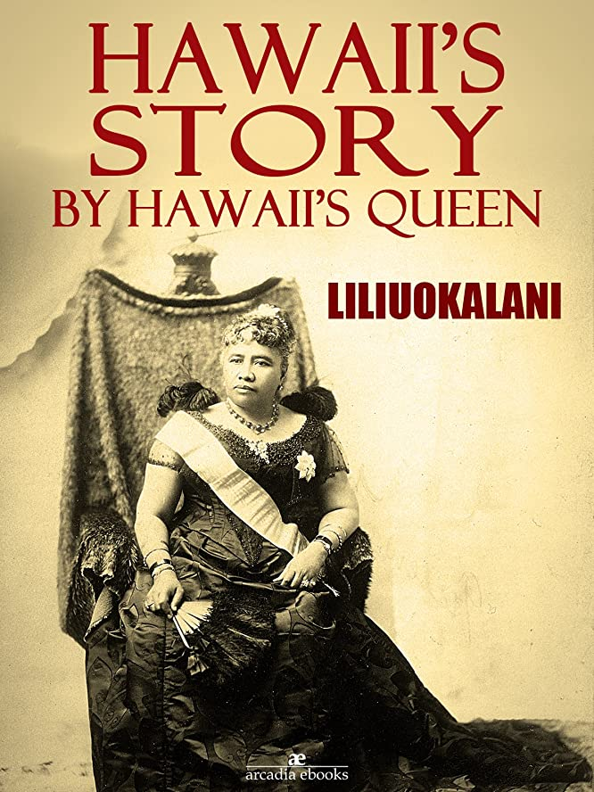 プレートメタルライン手首Hawaii's Story by Hawaii's Queen (English Edition)