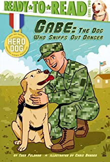 Gabe: The Dog Who Sniffs Out Danger