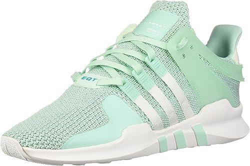 Adidas Originals Wohommes EQT Support ADV FonctionneHommest chaussures, Clear Mint blanc hi-res Aqua, 7.5 M US
