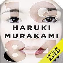 murakami 1q84 audiobook