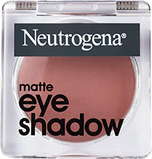 Neutrogena Matte Eye Shadow with Antioxidant Vitamin E, Easy-to-Apply Eye Makeup with a Matte Finish, Dusty Mauve