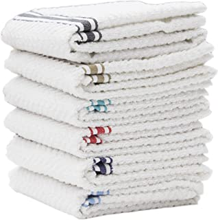 Cotton Candy Terry Towel Set of 6( Black, Blue, Red, Beige, Grey, Navy) 16