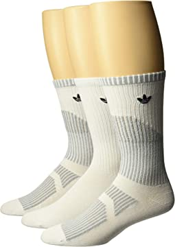 Originals Prime Mesh III Crew Socks 3-Pack