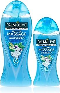 Palmolive Shower Gel Aroma Sensations Feel The Massage, 500ml + 250ml