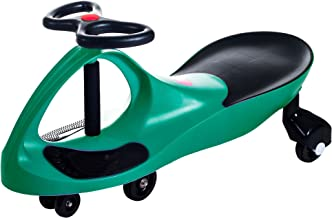 Ride on Toy, Ride on Wiggle Car by Lil' Rider - Ride on Toys for Boys and Girls, 2 Year Old And Up, Green