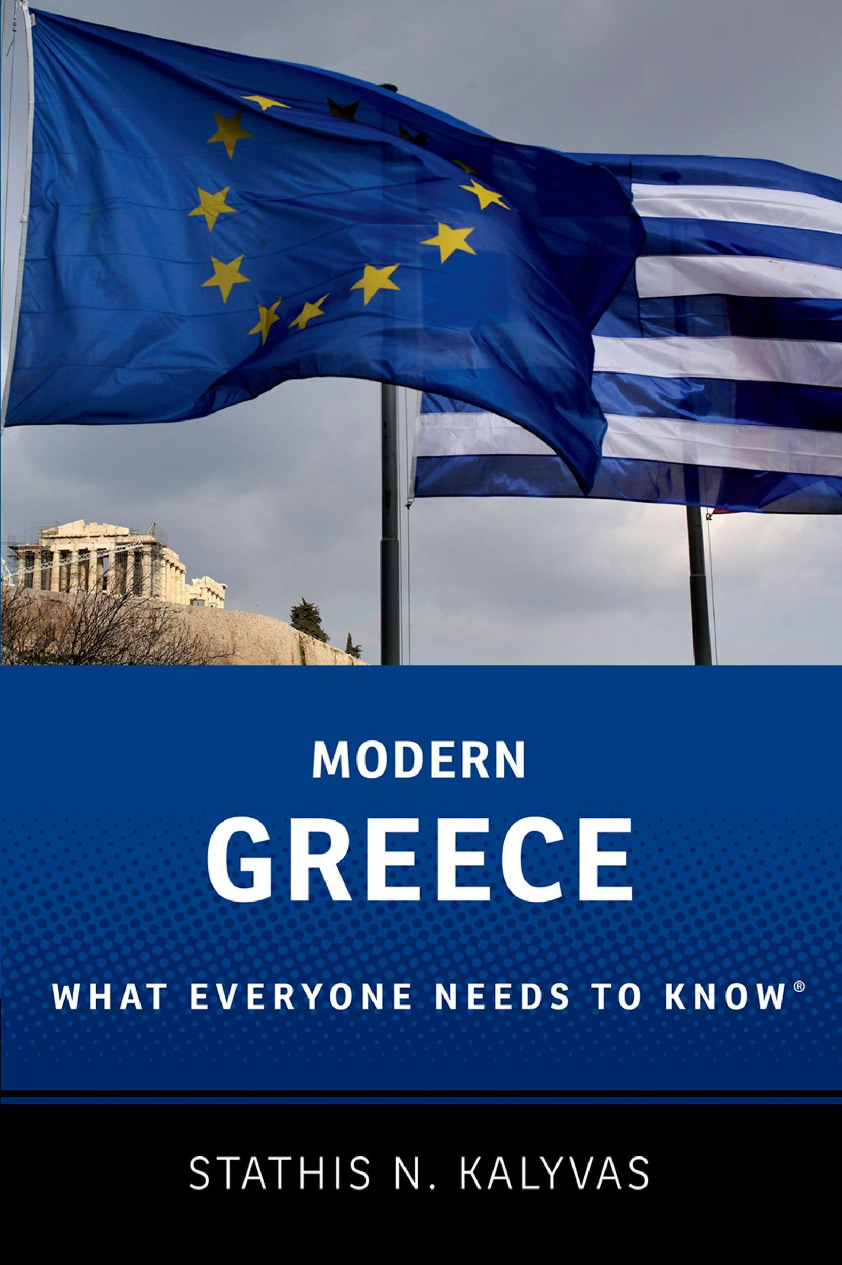Image OfModern Greece: What Everyone Needs To Know® (English Edition)