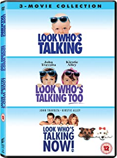 Look Who's Talking 1-3 Movie Collection