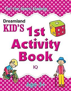 KID S 1ST. ACTIVITY 3+ - IQ