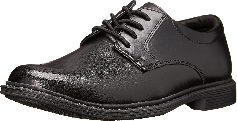 Stacy Adams Austin Lace-up Uniform Oxford Shoe (Little Kid/Big Kid)