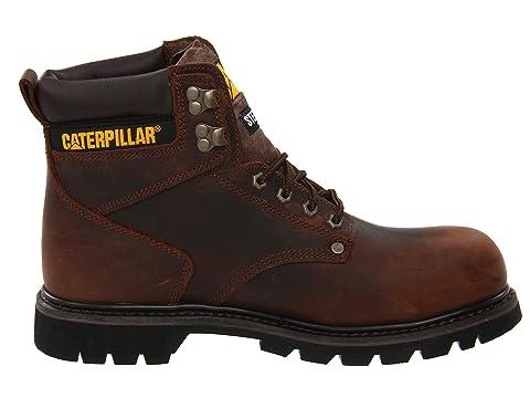 LeatherHoney GrainDark Black Brown Steel NubuckTan Caterpillar Toe Shift Full 2nd 71qxIZwS8Y