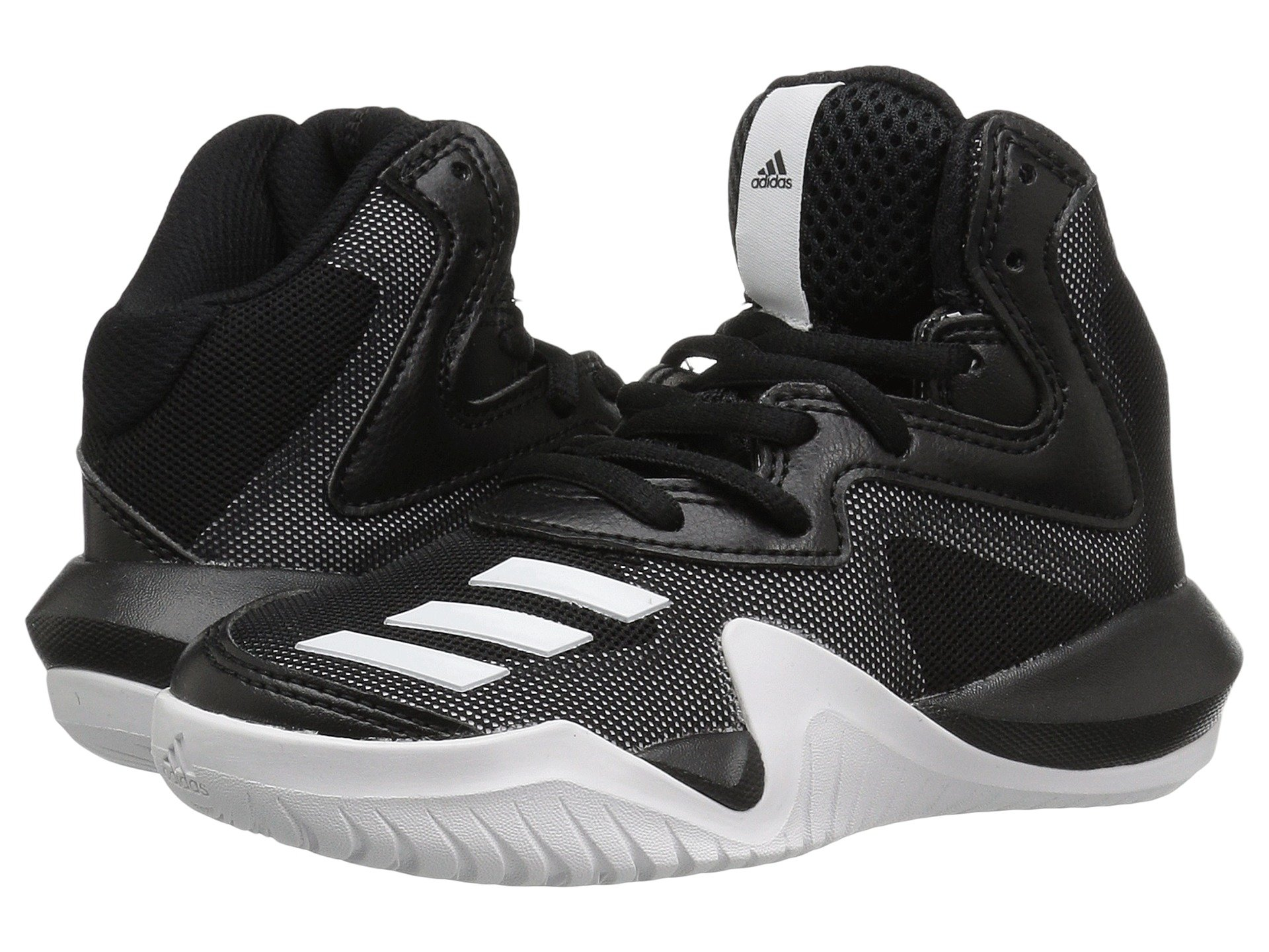 black adidas shoes for boys