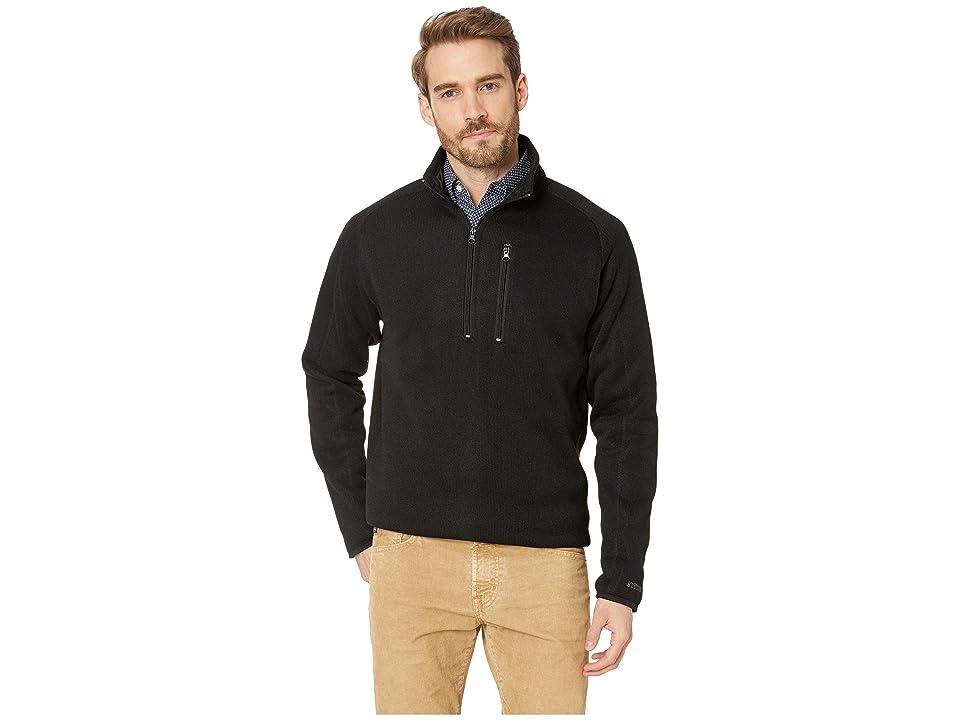 Stetson 2393 Bonded Sweater (Black) Men