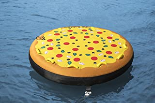 Solstice 80 英寸 1-3 人披萨可牵引的充气筏