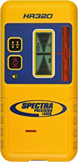 Spectra Precision Lasers / Trimble HR320 Hr320 Receiver with C59 Rod Clamp
