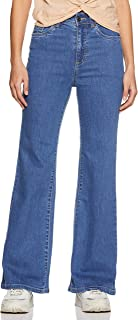 AKA CHIC Women's Flared Jeans