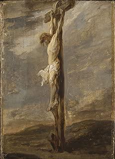 Rembrandt Van Rijn - Crucifixion (After) Painting - Philadelphia Museum of Art 30