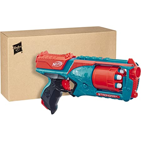 Nerf- NER Strongarm, Colore Orange, E5750F030, Esclusiva Amazon