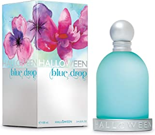J. Del Pozo Halloween Blue Drop Spray for Women, 3.4 Ounce