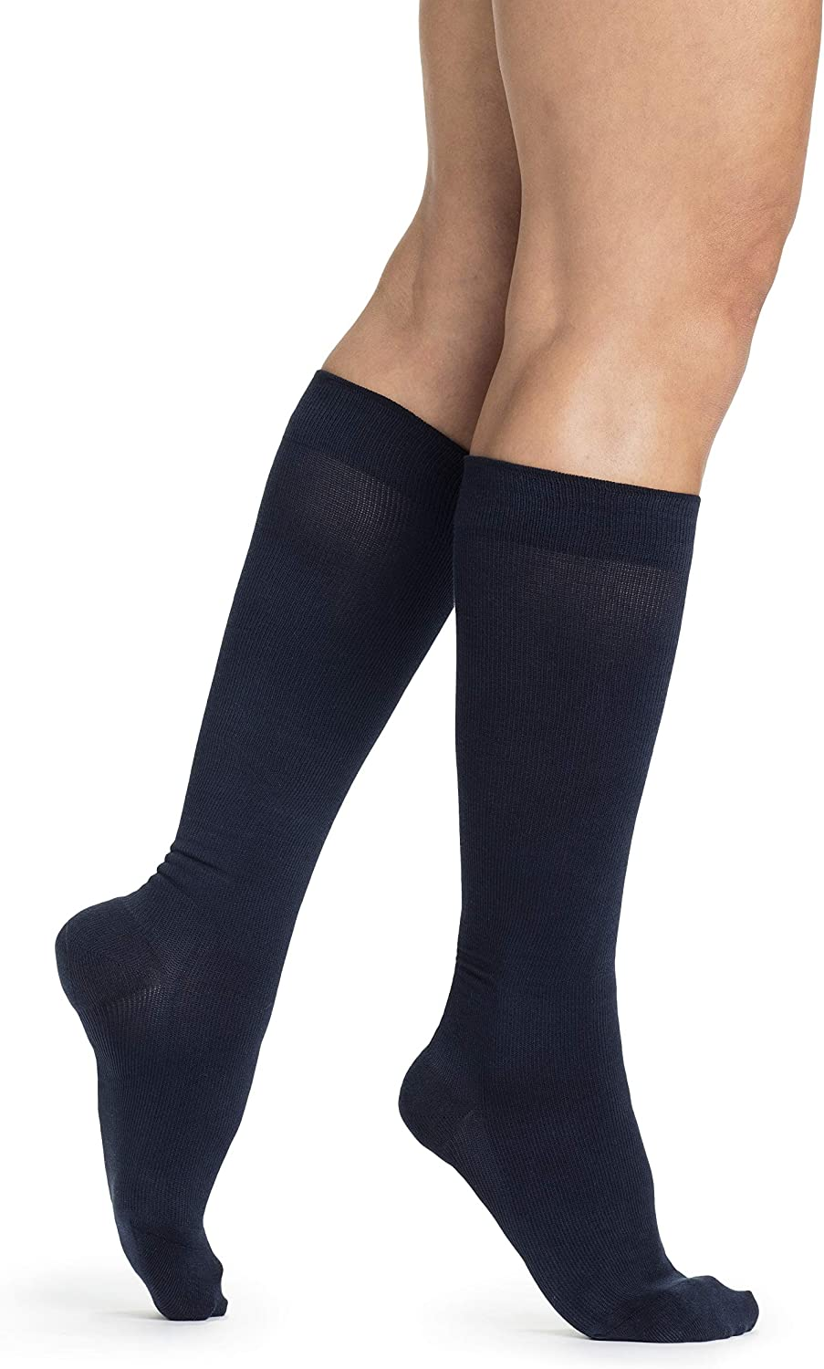 SIGVARIS Easy-to-use Women's SEA Island Cotton Knee-High Al sold out. Soc 151 Compression