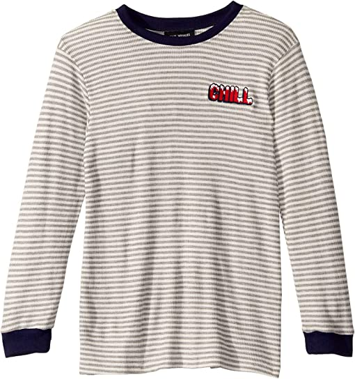 Grey Stripe Thermal