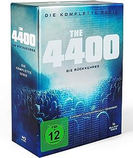 4400 - Die Rückkehrer - Die komplette Serie