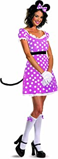Disguise Disney Mickey Mouse Clubhouse Sassy Minnie Mouse Costume