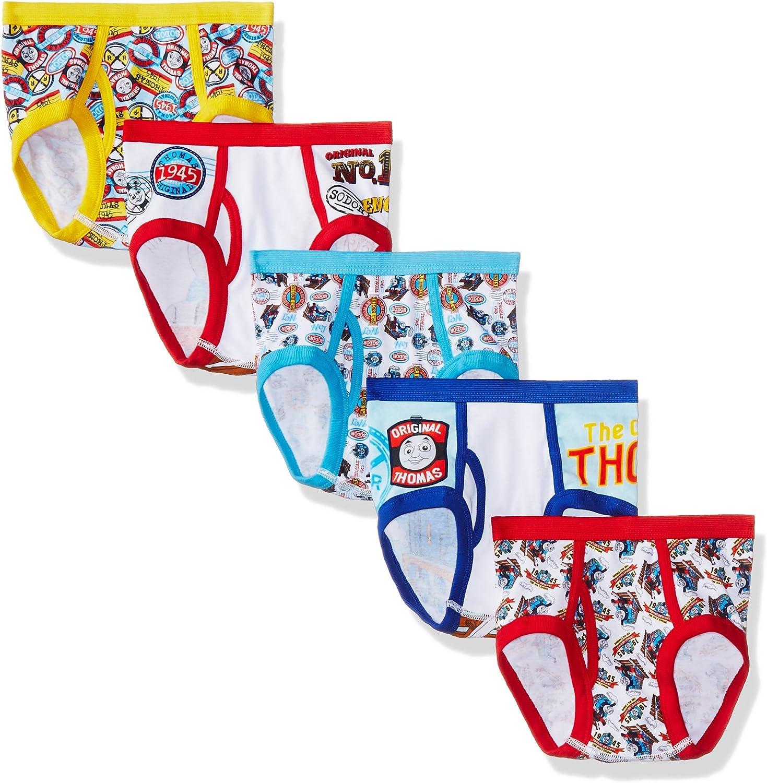 Mattel Boys Little Friends 5pk Underwear