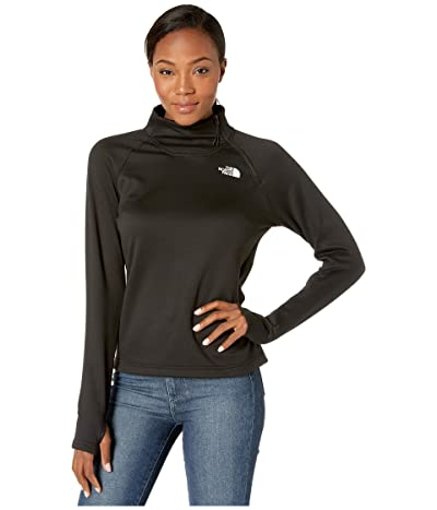 The North Face Canyonlands 1/4 Zip (TNF Black) Women