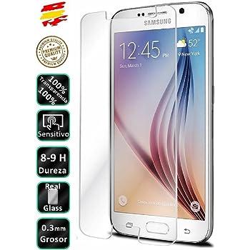Movilrey Protector para Samsung Galaxy J7 J710f 2016 Cristal ...