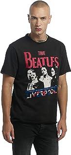 The Beatles-Liverpool Camiseta para Hombre