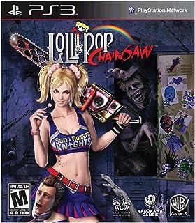 Lollipop Chainsaw PlayStation 3 by Warner Bros. Interactive