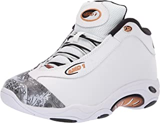 AND1 篮球鞋 TAICHILX