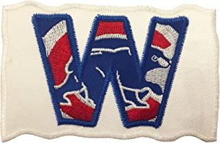The Cub Run for the W Patch