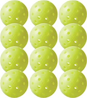 Franklin Sports X-40 Performance Outdoor Pickleballs - USAPA Approved