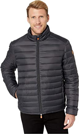 Giga 9 Puffer Jacket with Faux Sherpa Lining