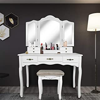 Best white bedroom furniture sets with dressing table Reviews