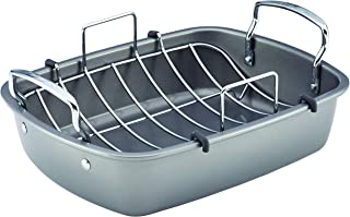 Best large turkey pan Reviews