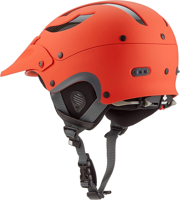 845026 Dolce Protezione Rocker Casco L//XL Cody Orange Metallic