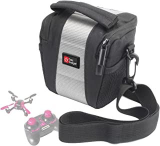 DURAGADGET Shock-Absorbing, Water-Resistant Drone Case in Cross-Body/Shoulder Bag Style - Suitable for The UDI U839 Quadcopter
